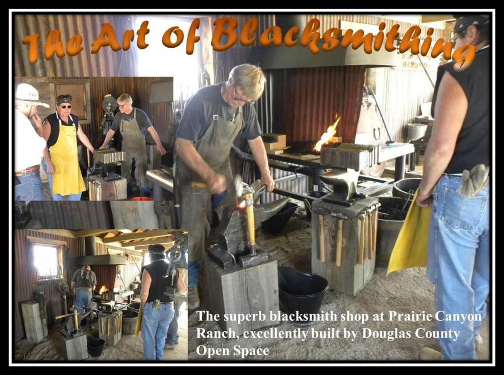 Blacksmithing Border