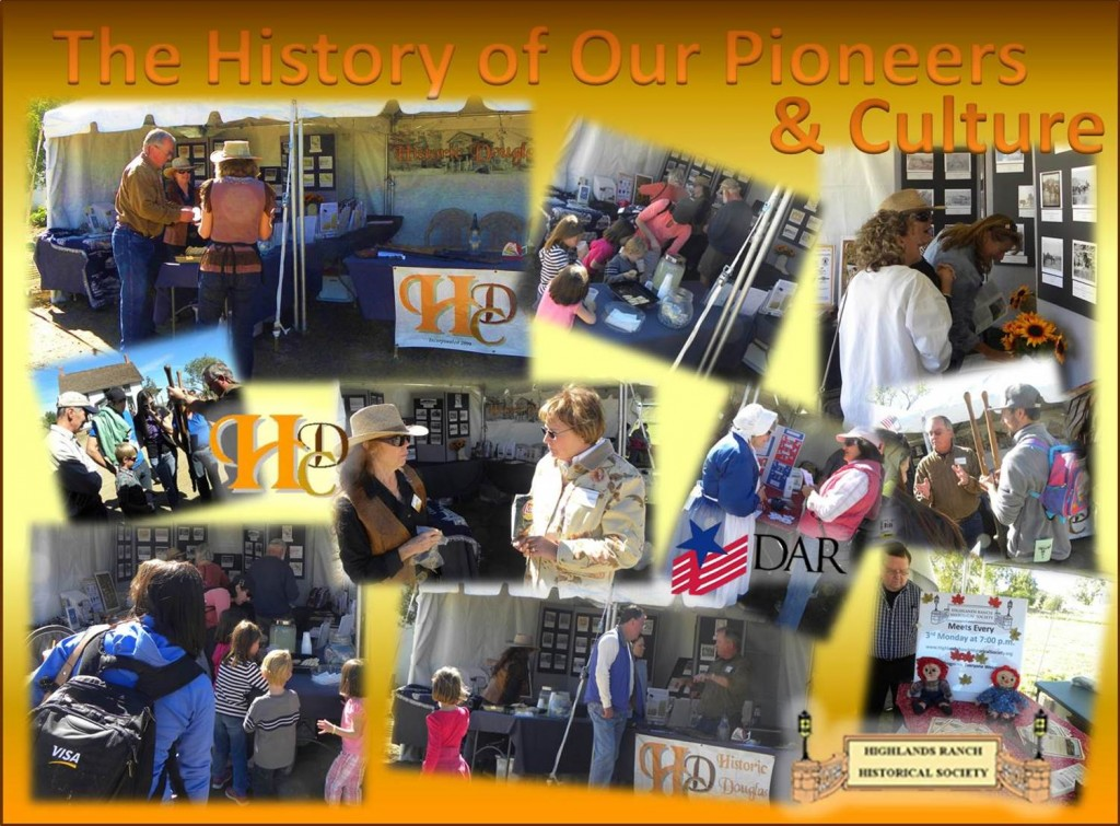 The History of Our Pioneers & Culture
