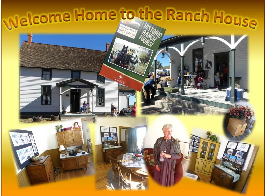 Welcome Home to the Ranch House