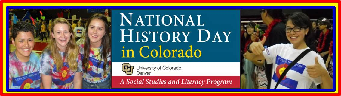 National History Day Colorado 2014