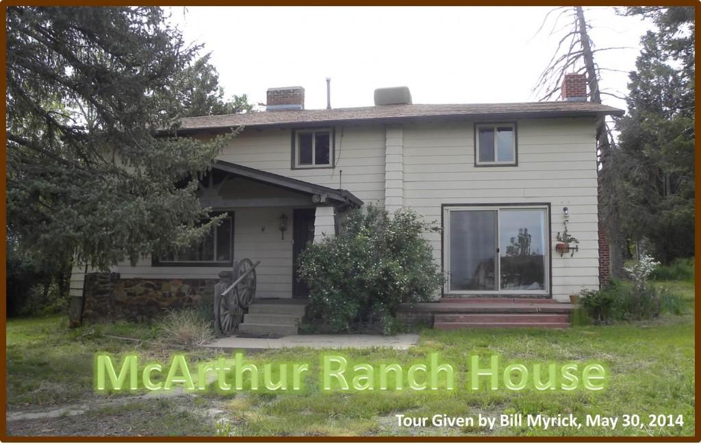 McArthur Ranch Tour 1