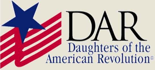 DAR Logo on 232 228 214 Background