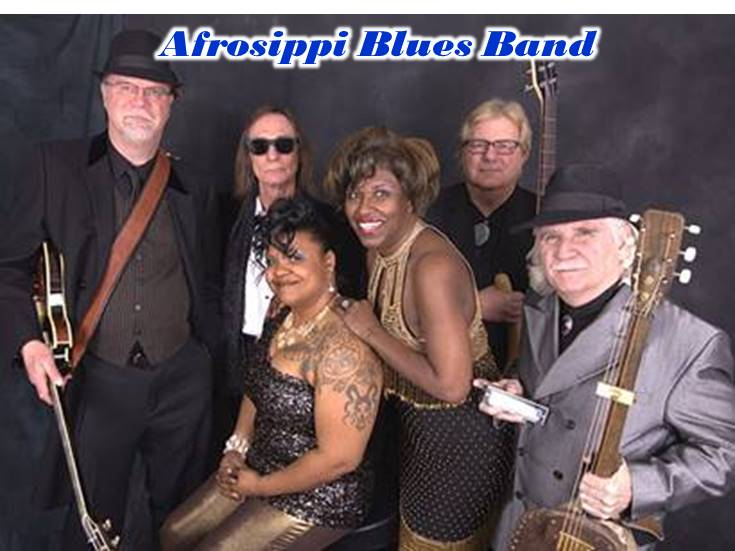 Afrosippi Blues Band