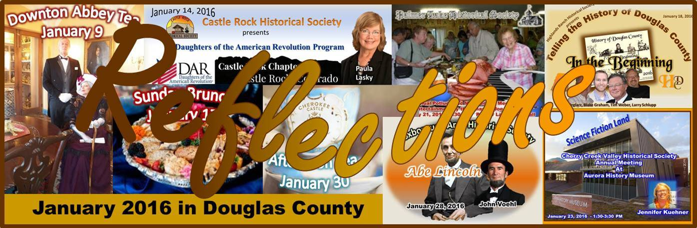 January 2016 Reflections in Douglas County