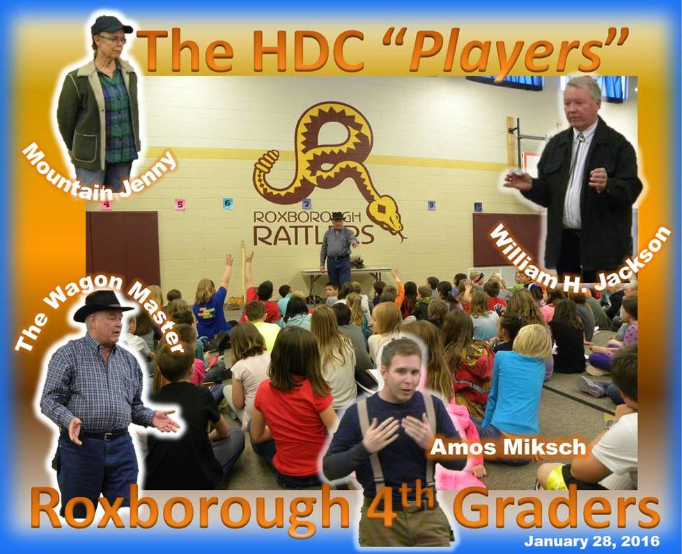 Roxborough 4th Graders - The HDC Players