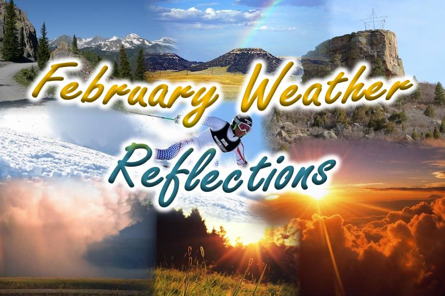 February Reflections 2016 Weather