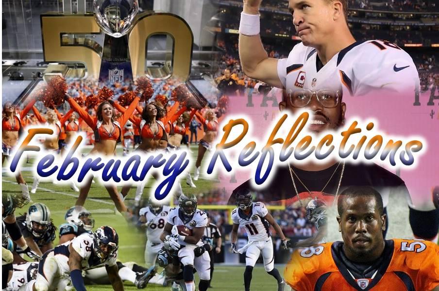 February Reflections Super Bowl 50
