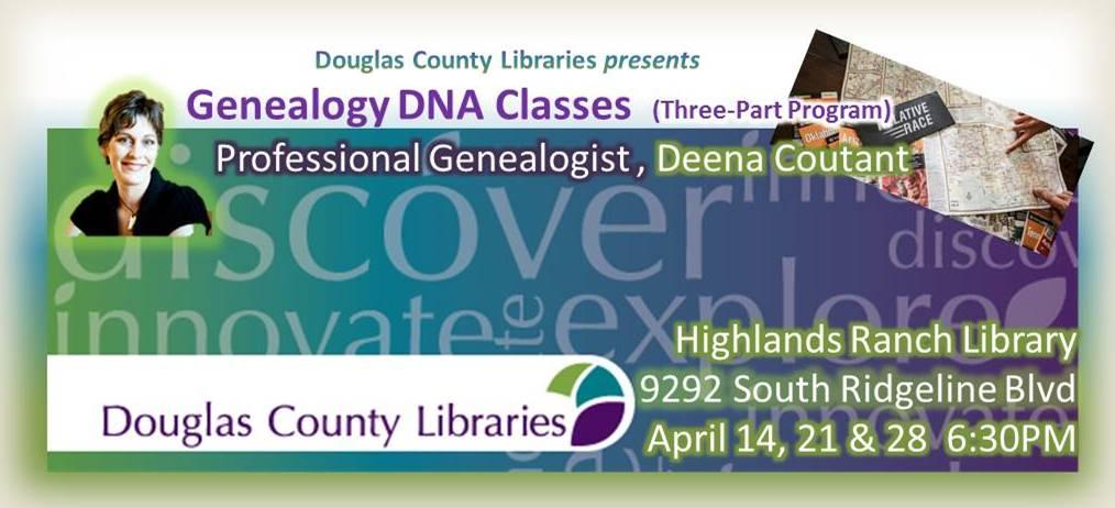 Deena Coutant, DNA Professional Genealogist