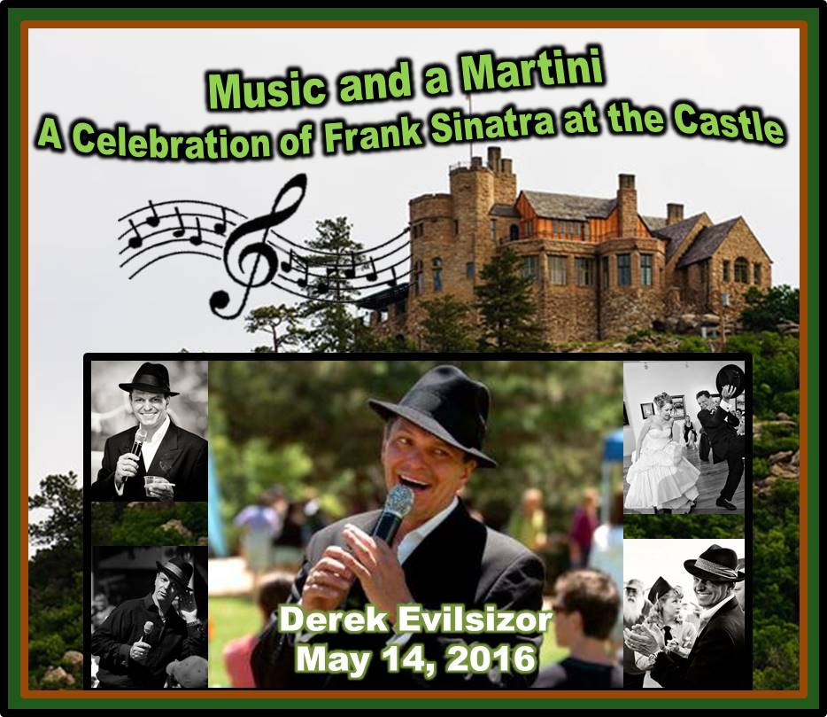 Derek Evilsizor at the Cherokee Castle May 14, 2016