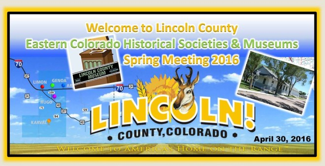 ECHS&M Spring Meeting 2016 - Lincoln County