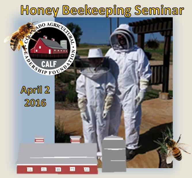 Honey Bee Seminar - CALF April 2 2016