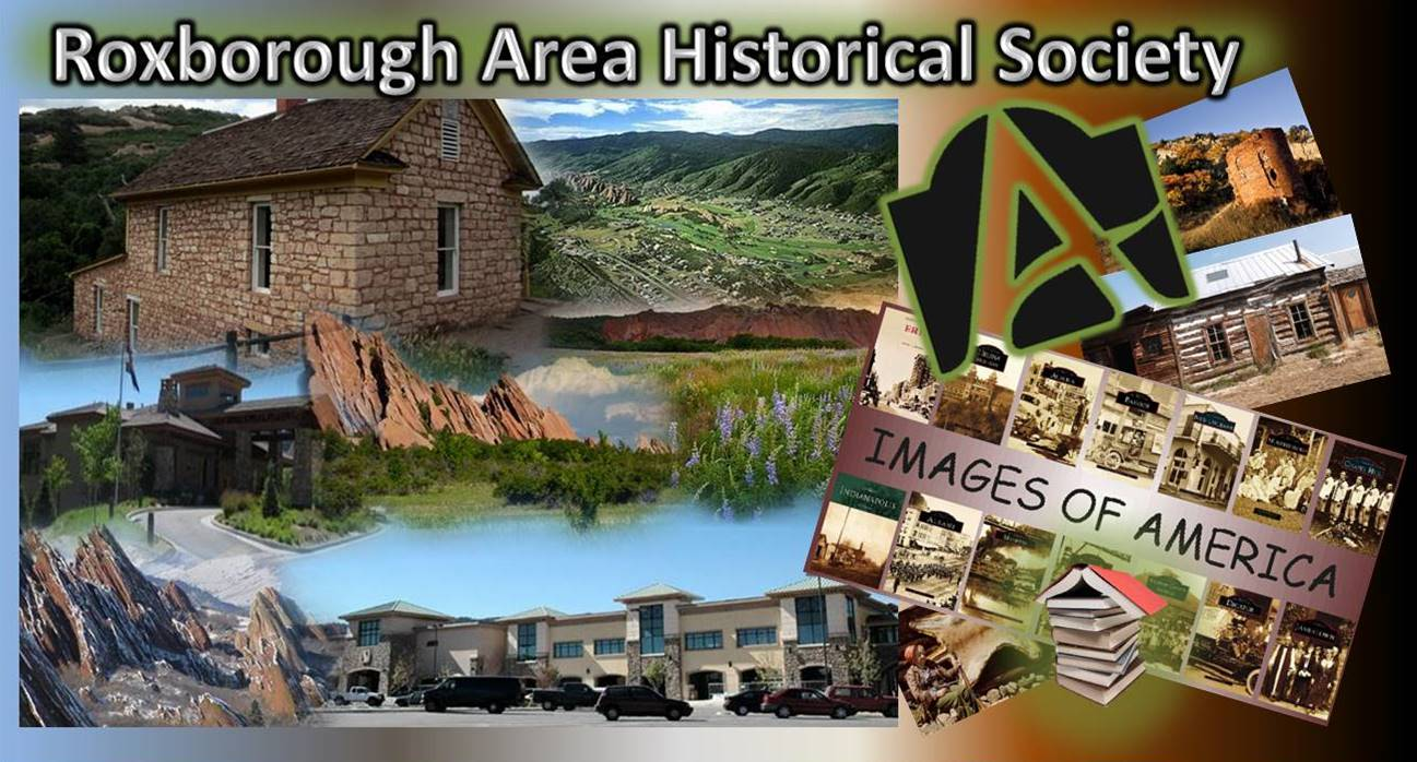 Roxborough Area Historical Society Does Book