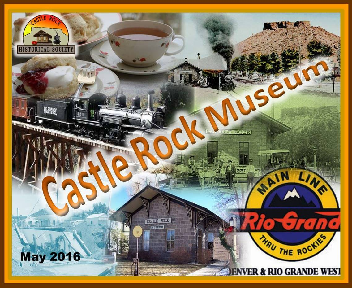 Castle Rock Museum May 2016