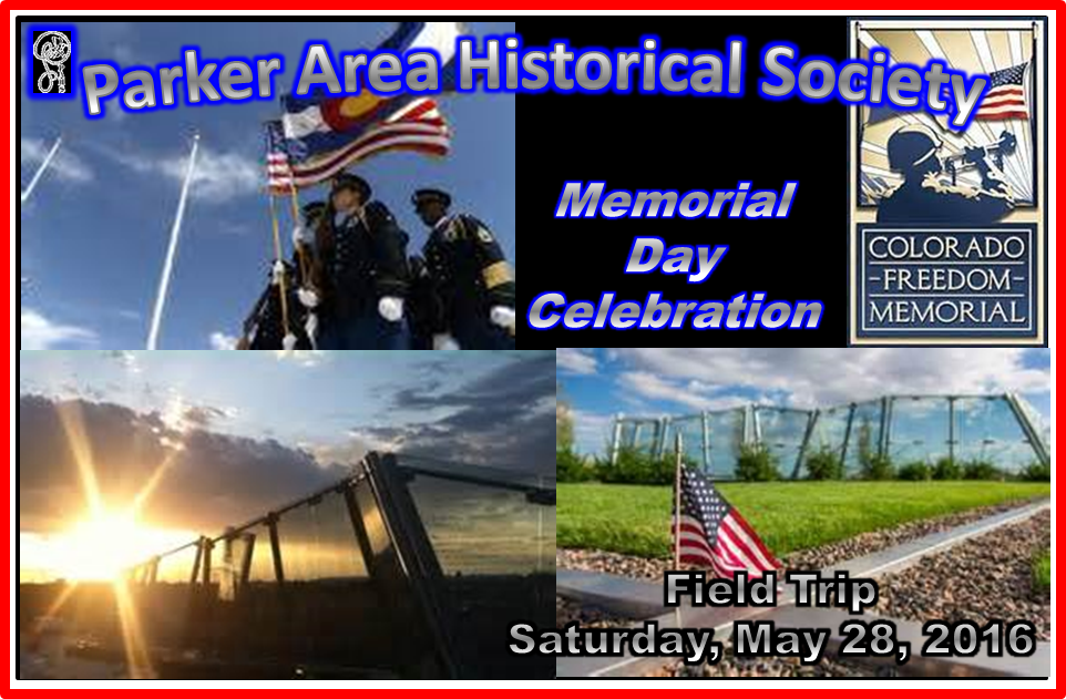PAHS Field Trip, Memorial Day Celebration, 5.28.2016