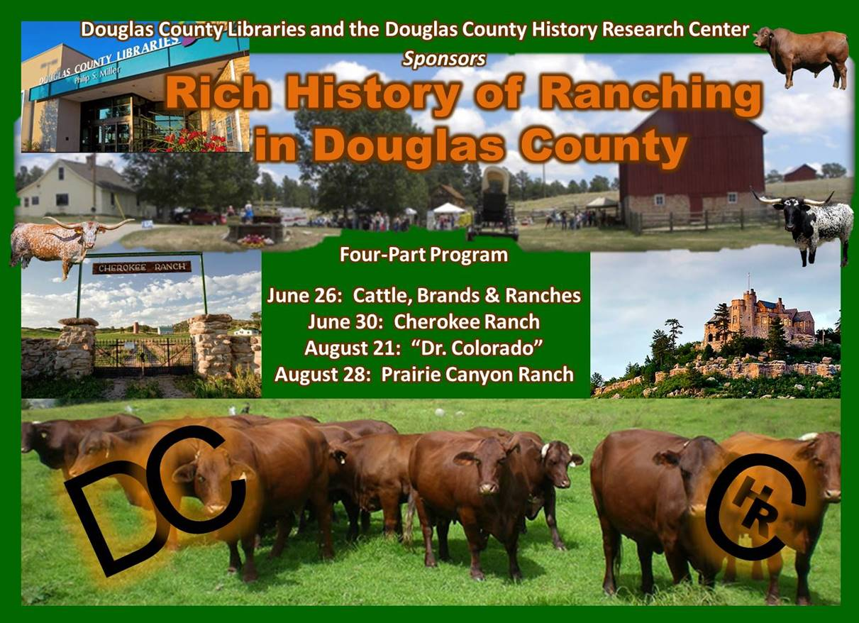 DCHRC History of Ranching