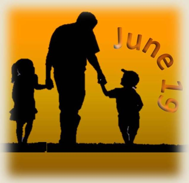 Father's Day, June 19, 2016