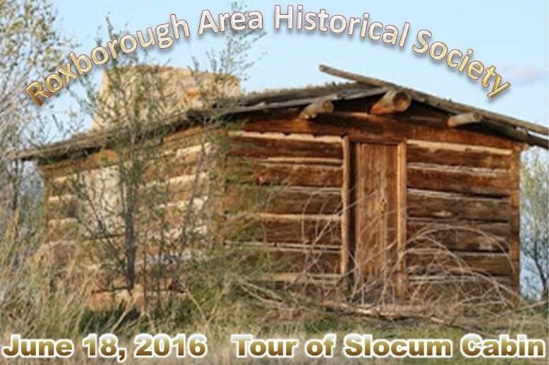 Slocum Cabin 2016