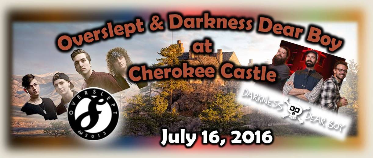 Cherokee Castle July 16, 2016
