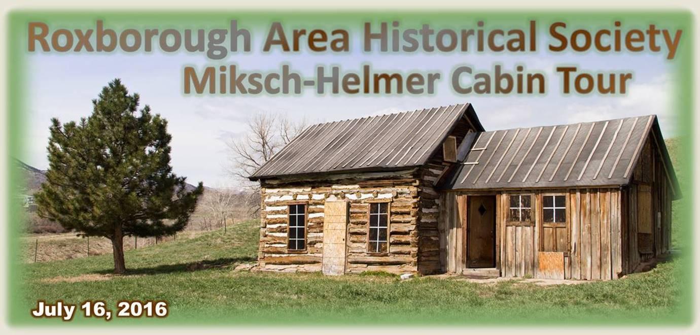 Miksch-Helmer Cabin Tour 2016