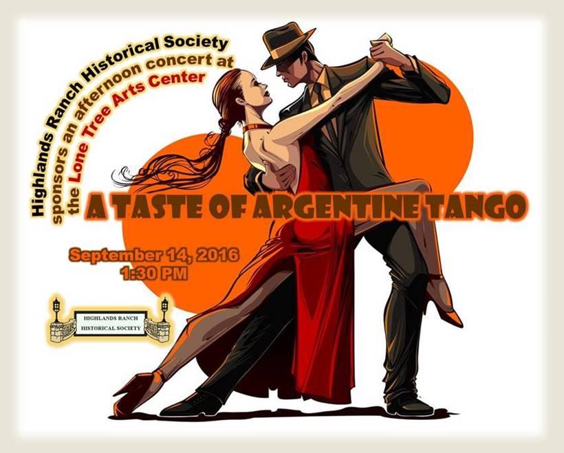 HRHS A Taste of Argentine Tango 2016