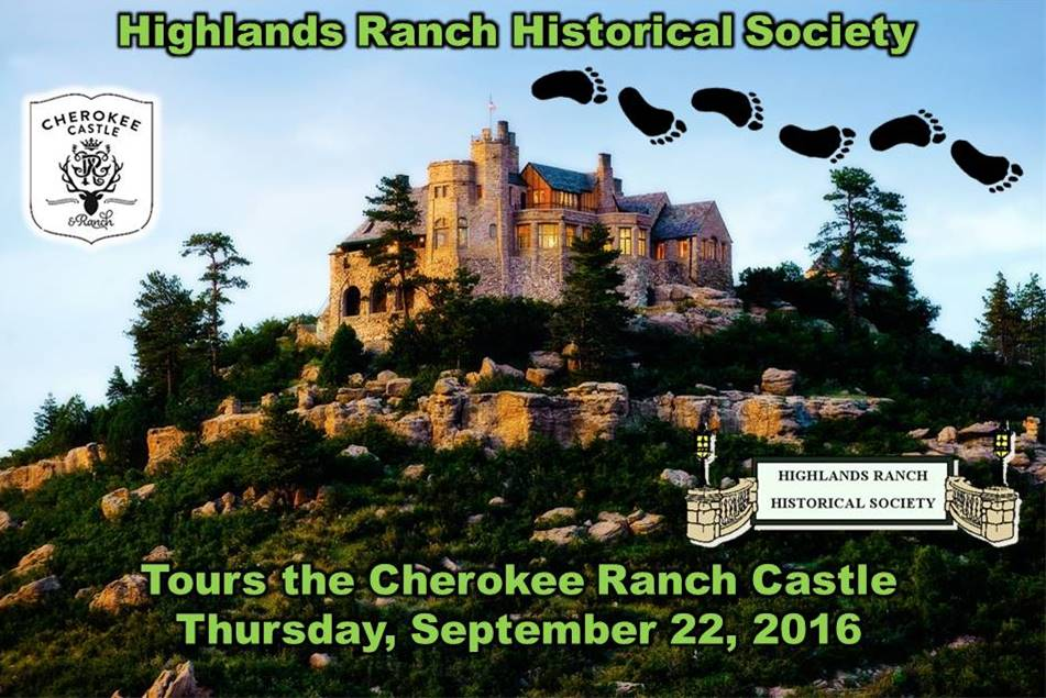 HRHS Cherokee Castle Tour September 22, 2016