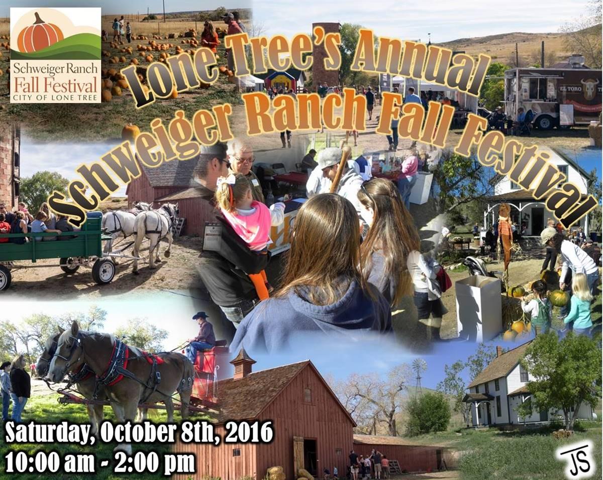 2016 Schweiger Ranch Fall Festival