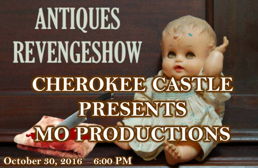 Antiques Revenge Show at the Castle Oct 2016