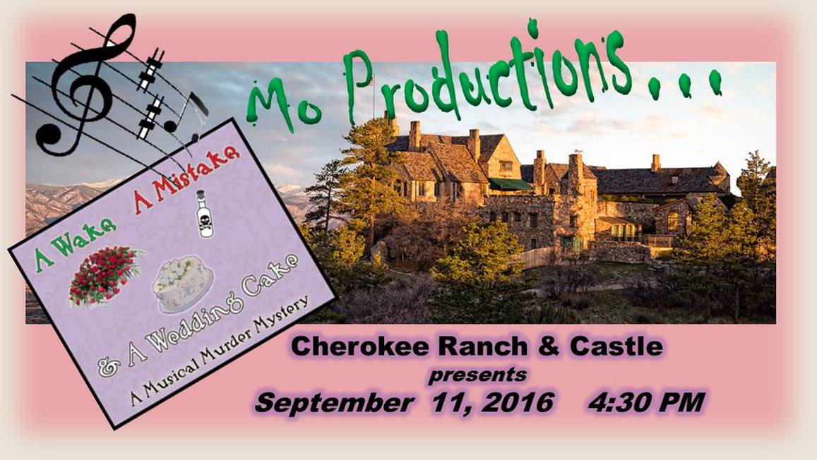 Cherokee Castle A Wake, A Mistake & A Wedding Cake 9.11.2016