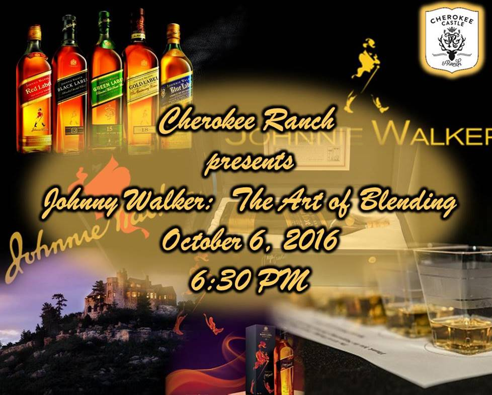 Johnny Walker - The Art of Blending 2016