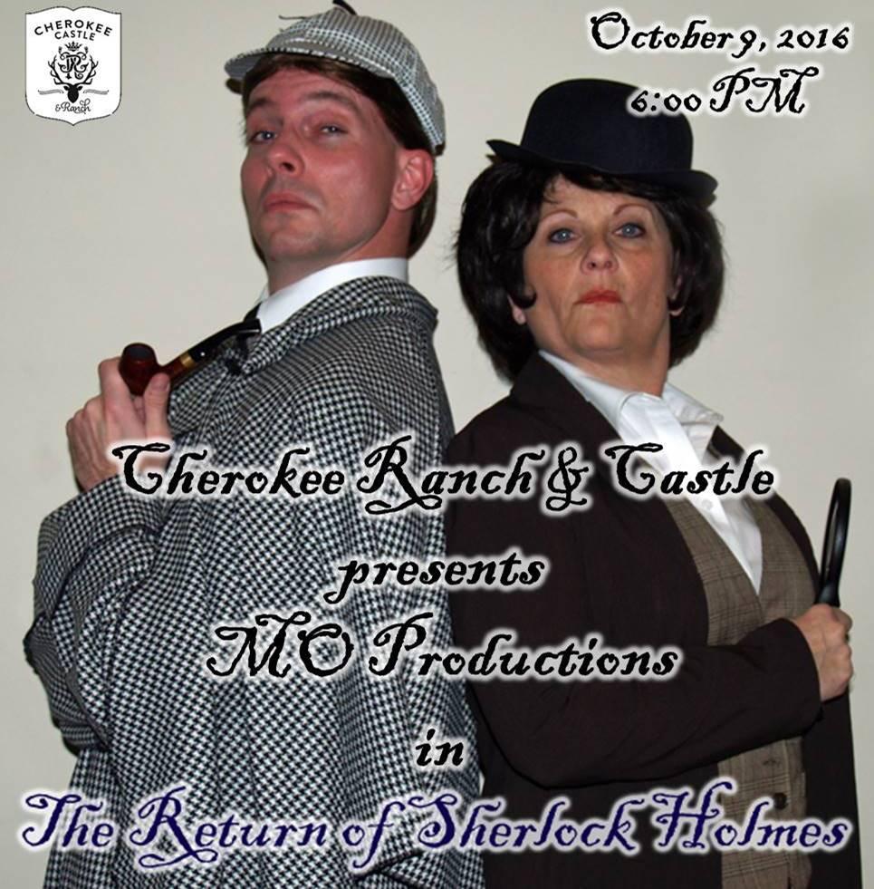 Return of Sherlock Holmes Cherokee Castle