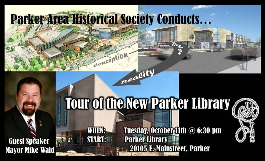 Tour of the New Parker Library