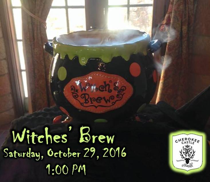 Witches' Brew Oct 2016