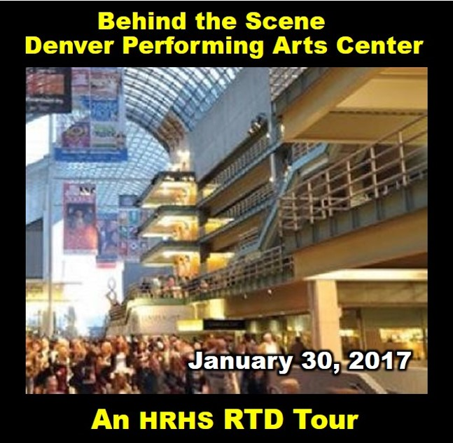 Behind The Scenes Of The Denver Performing Arts Center