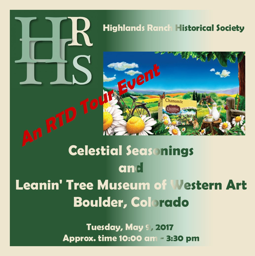 Highlands Ranch Library: Celestial Seasonings And Leanin' Tree Museum Of Western